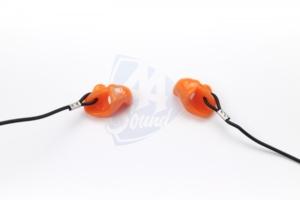 оранжевые беруши